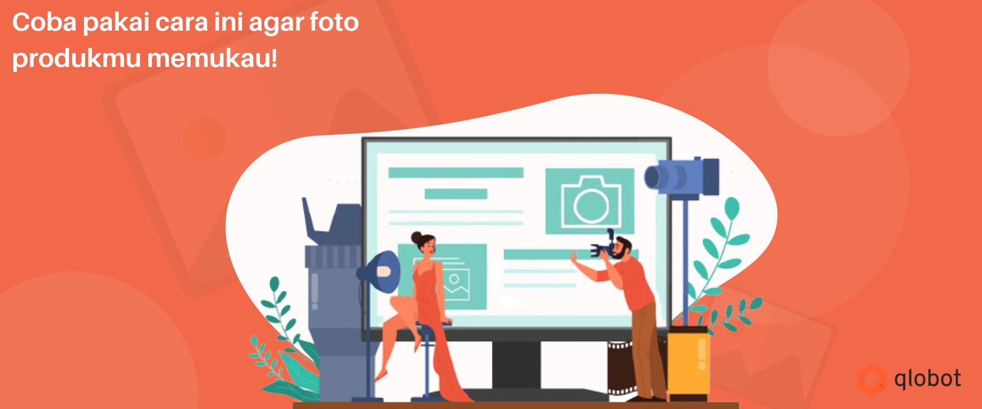 Coba pakai cara ini agar foto produkmu memukau!